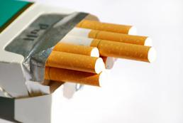 Kara za palenie w miejscu publicznym