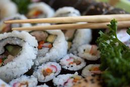 Sushi wegetariańskie - przepis