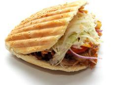 Kebab wegetariański - przepis