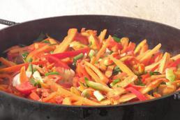 Zapiekanka z makaronem wegetariańska - przepis