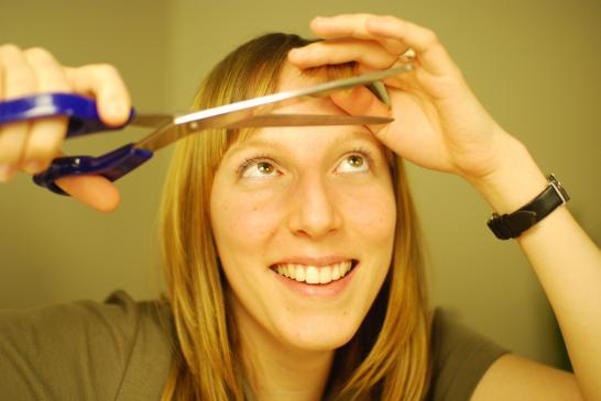 Kwadratowa twarz - jak dobrać fryzurę?