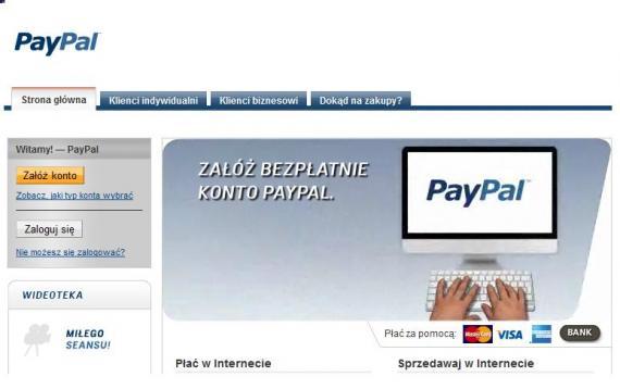 Jak założyć PayPal?
