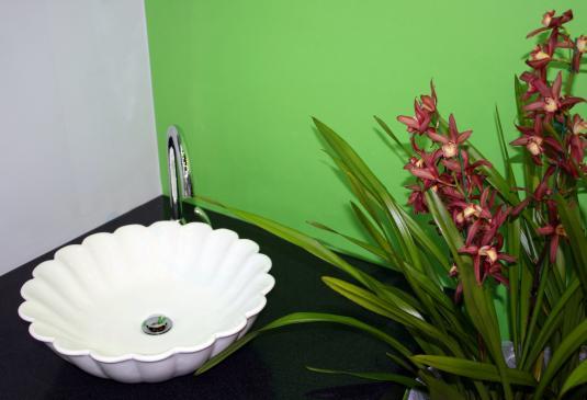 Łazienka w stylu rustykalnym - aranżacje