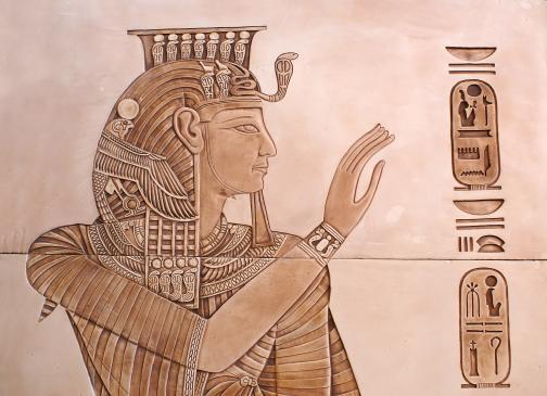 Jak urządzić pokój w stylu egipskim?