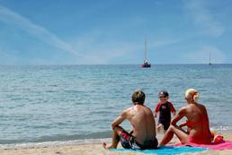 Jak się zachować na plaży?