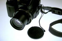 Jak jest zbudowany aparat cyfrowy?