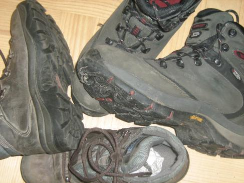 Jakie buty w góry?