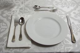Podawanie do stołu – serwis angielski