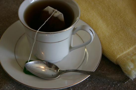 Jak podawać herbatę?