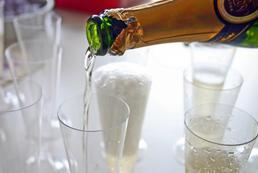 Szampan a wino musujące – różnice
