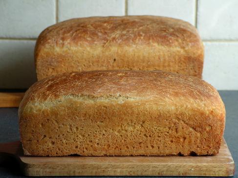 Chleb z ziemniakami – przepis