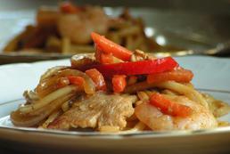 Danie stir-fry – przepis