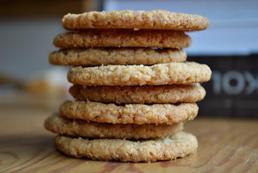 Ciasteczka marcepanowe – przepis