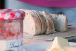 Mleczny chleb – przepis