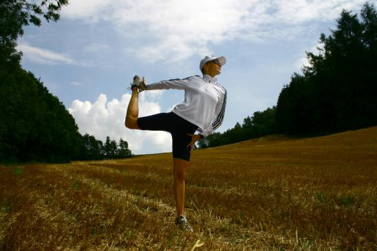 Ból kolana po bieganiu - co robić?
