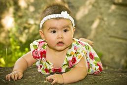 Asymetria u niemowlaka - przyczyny, objawy