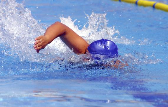 Jaka rozgrzewka przed pływaniem?