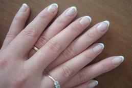 French manicure - instrukcja