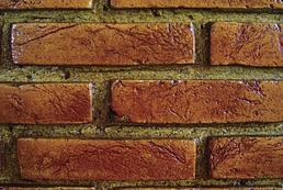 Ściana z cegły - aranżacje w mieszkaniu