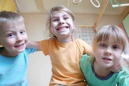 Wychowywanie środkowego dziecka