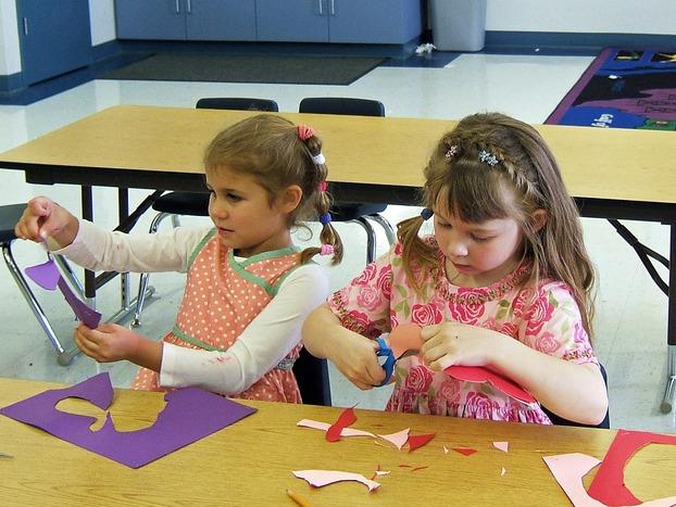 Co dzieci robią w przedszkolu?