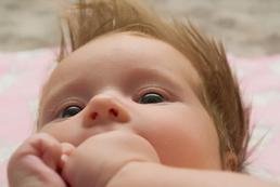 Co, jak widzi noworodek?