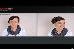 Szybka fryzura na każdą okazję - Videoporada