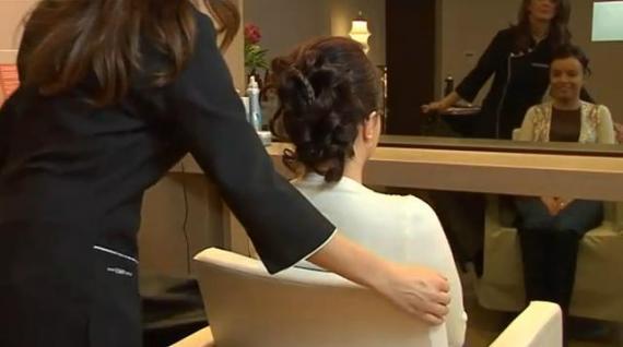 Kok na krótkich włosach - Videoporada
