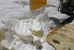 Pieczony camembert - przepis