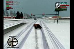 Jak dodać śnieg do GTA SA?