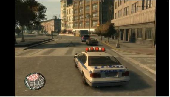 GTA 4 - misje policyjne - jak je uruchomić?