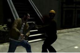 GTA 4 - jak usunąć logo Rockstara?