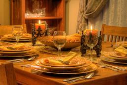 Zachowanie przy stole