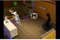 Jak zabić Sima w The Sims 3?