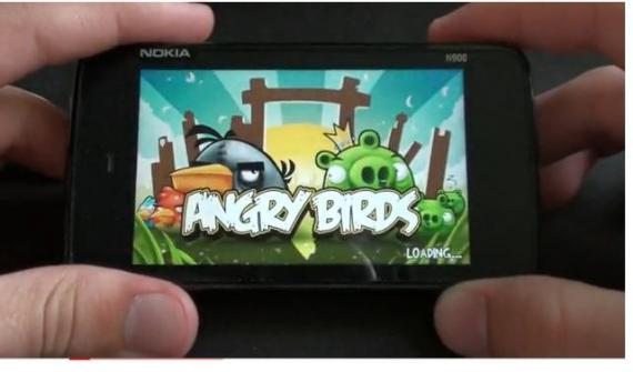 Jak ściągnąć Angry Birds na telefon?