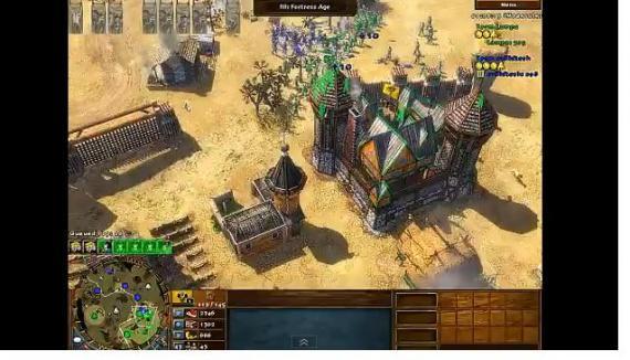Jak grać w Age of Empires 3 przez Hamachi?