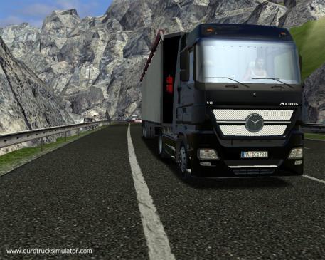 Jak wstawić muzykę do Euro Truck Simulator?