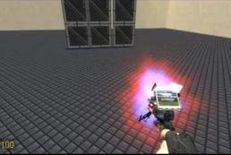 Garry's Mod - jak zrobić hologram?
