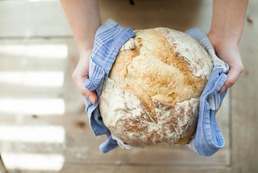Żurek w chlebie - przepis