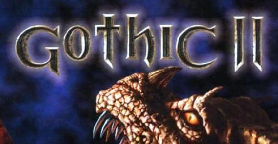 Jak dojsć do kruka - Gothic 2