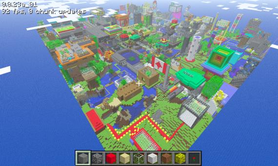 Minecraft - jak zrobić drzewo?