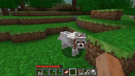 Jak zrobić drzwi w Minecraft Alpha?