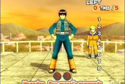 Jak wykonać ciosy specjalne w NTSD 2? Sasuke
