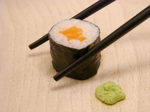 Wasabi - przepis