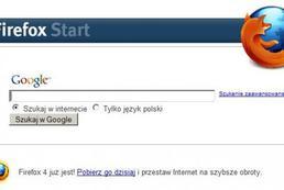 Jak ustawić kilka stron startowych - Mozilla Firefox