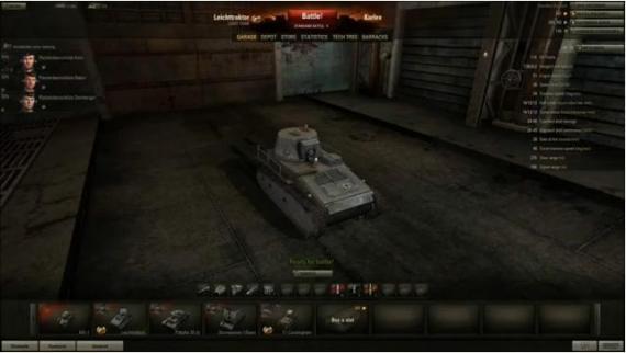 Jak grać w World of Tanks?