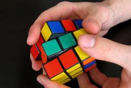 Jak ułożyć kostkę Rubika 3x3 - krok po kroku