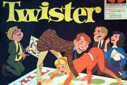 Twister - zasady gry