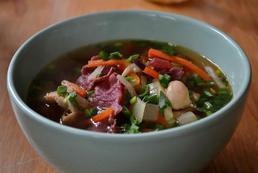 Zupa tajska z kurczakiem - przepis