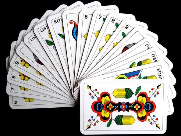 Garibaldka - zasady gry